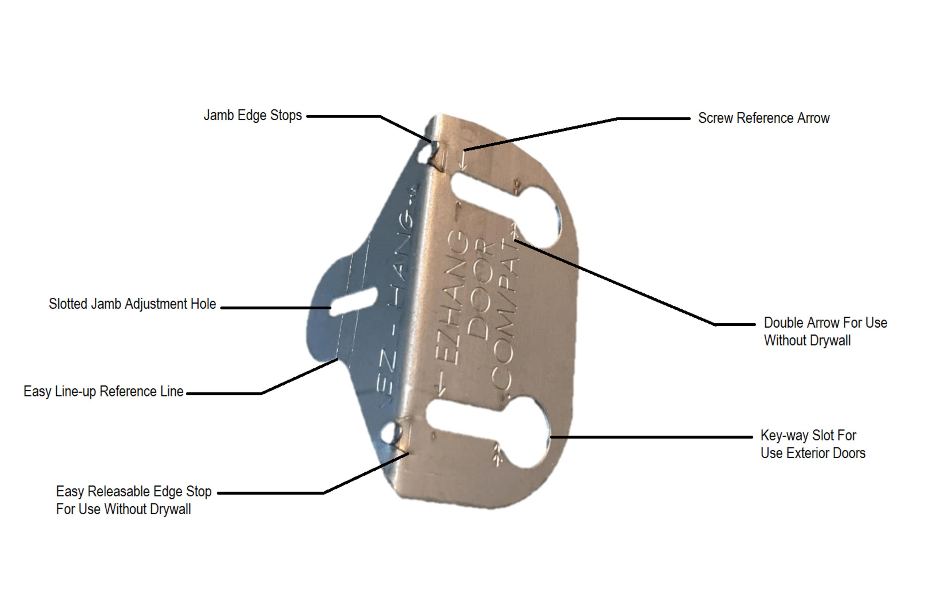 features of ez-hang