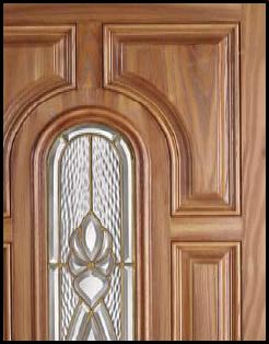 steel and fiberglass doors