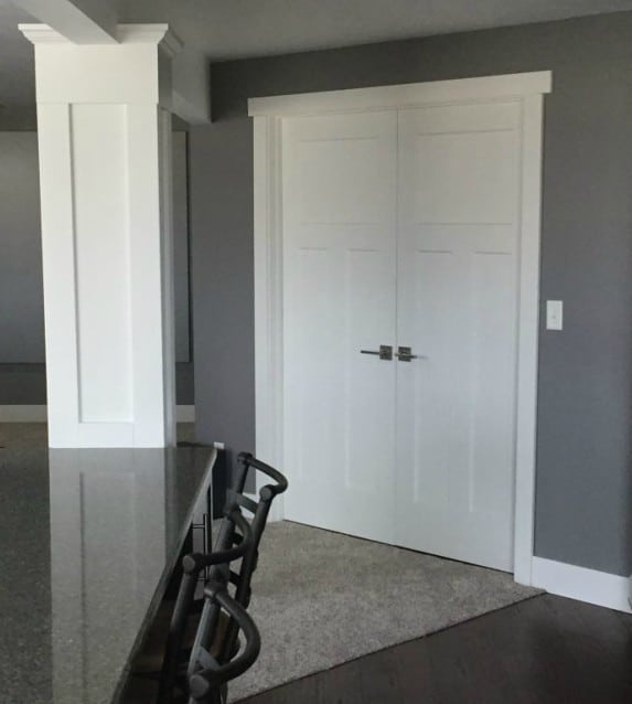 French Or Double Door Installation Ez Hang Door