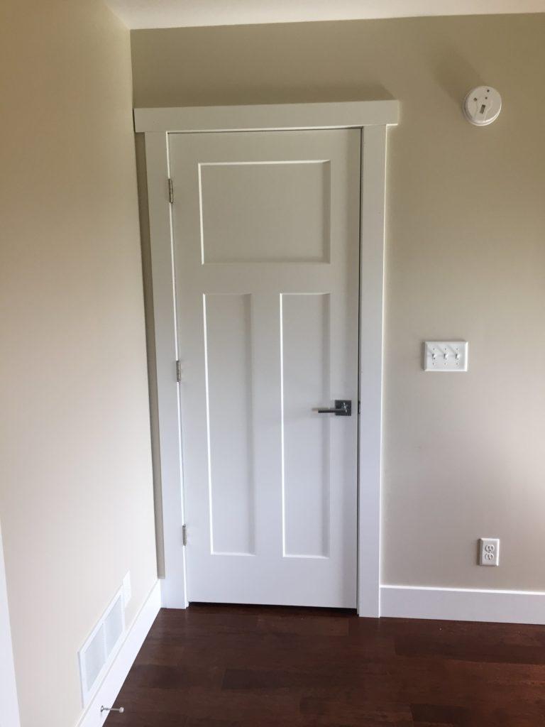 How To Install A Pre Hung Interior Door Ez Hang Door