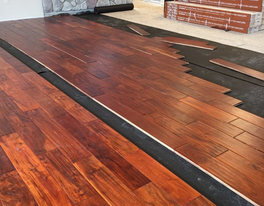 Home Improvement Tips And Tricks EZHang Blog - Who installs hardwood floors